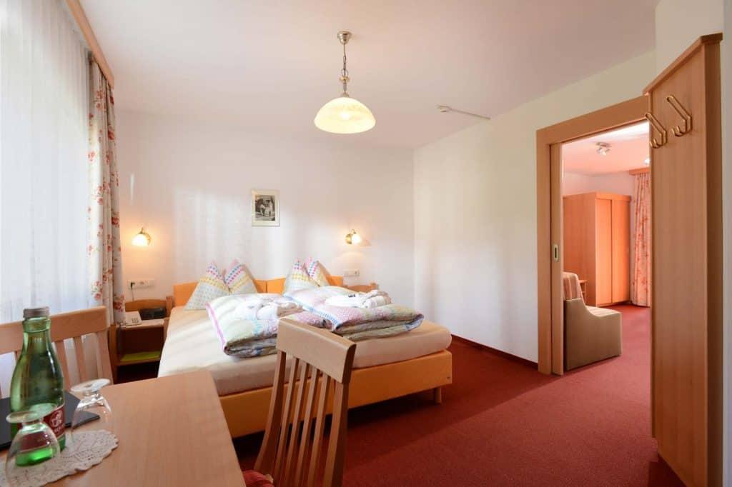 Familiezimmer Hotel Feichter