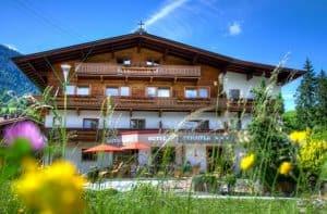 Sommerurlaub Hotel Feichter