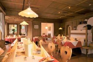 Restaurant Hotel Feichter