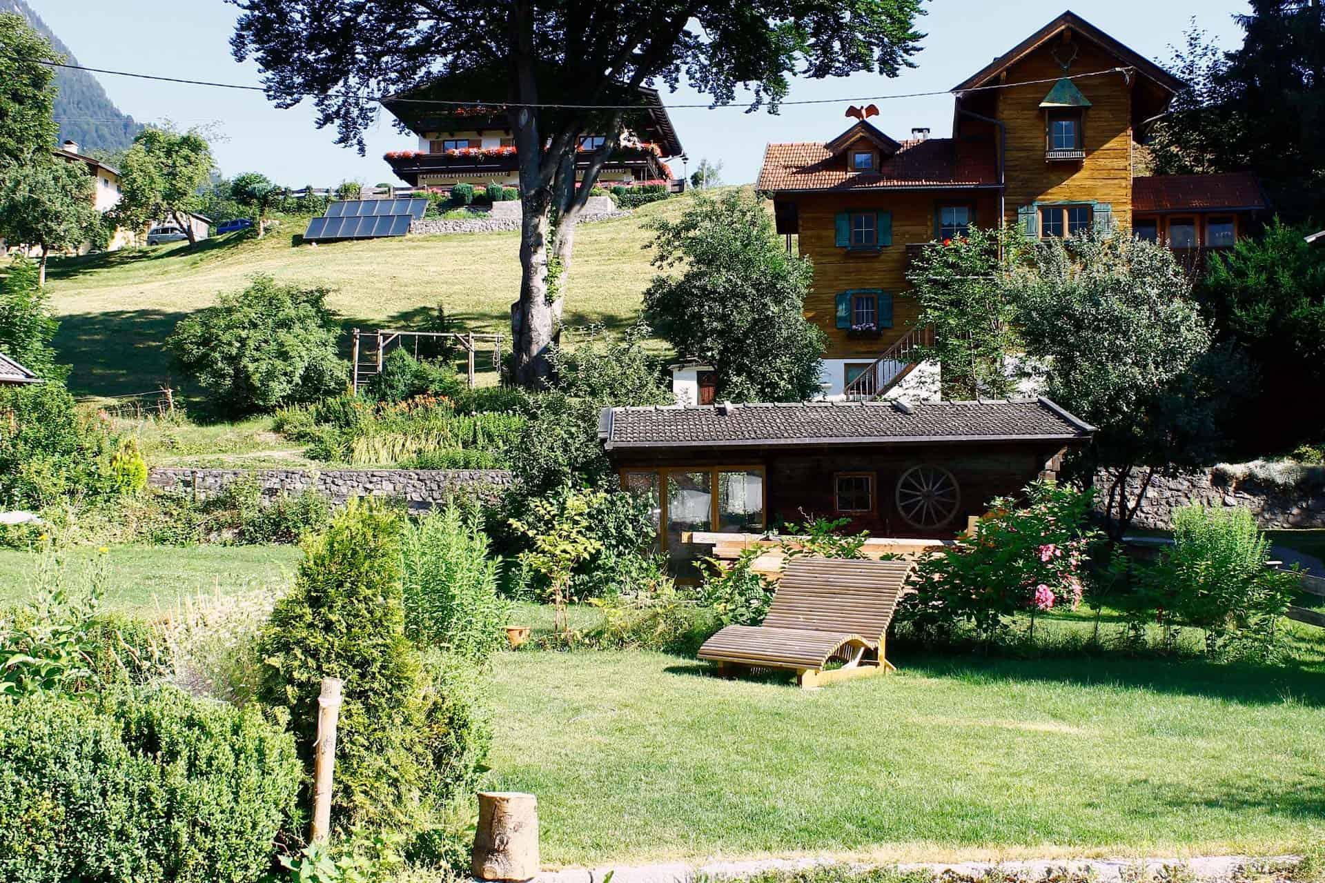 Garten Hotel Feichter