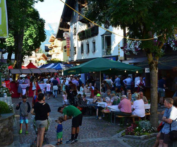 Aktivprogramm Sommer Dorffest