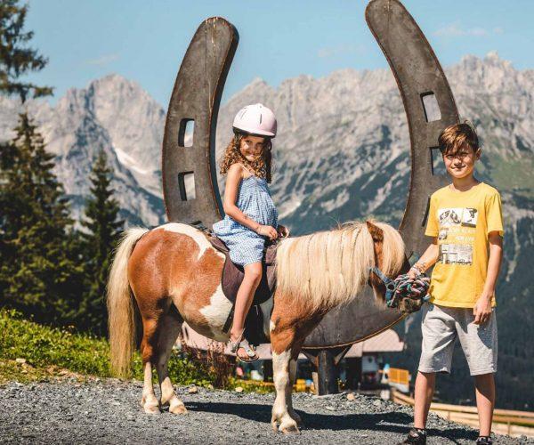 Astberg Pony Alm Going
