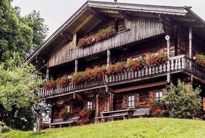 Bergdoktorhaus Söll