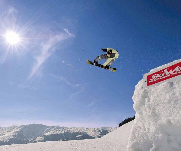 Funparks in der SkiWelt