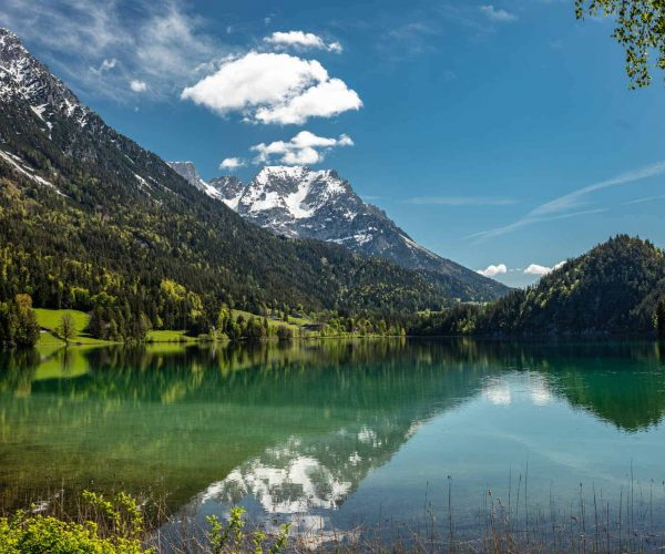 Hintersteinersee in Scheffau am Wilden Kaiser