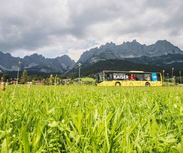 Kaiserjet, Wander und Bäderbus, gute Lage