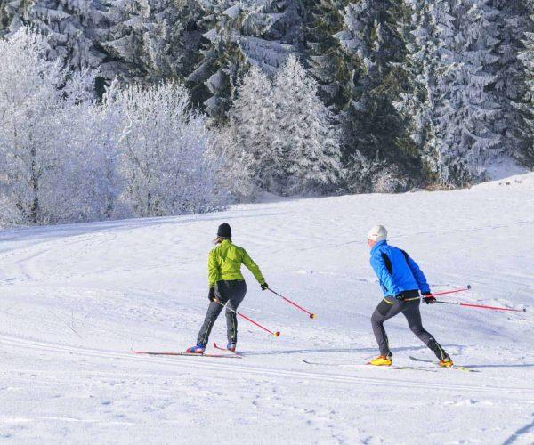 Langlaufen in der SkiWelt Wilder Kaiser Brixental