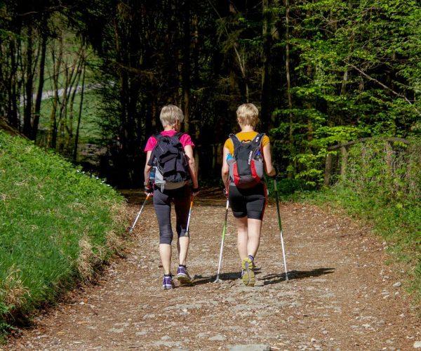 Nordic Walking Ferienregion Wilderkaiser