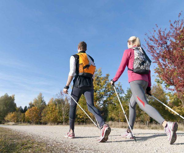 Nordic Walking im Urlaub in Söll
