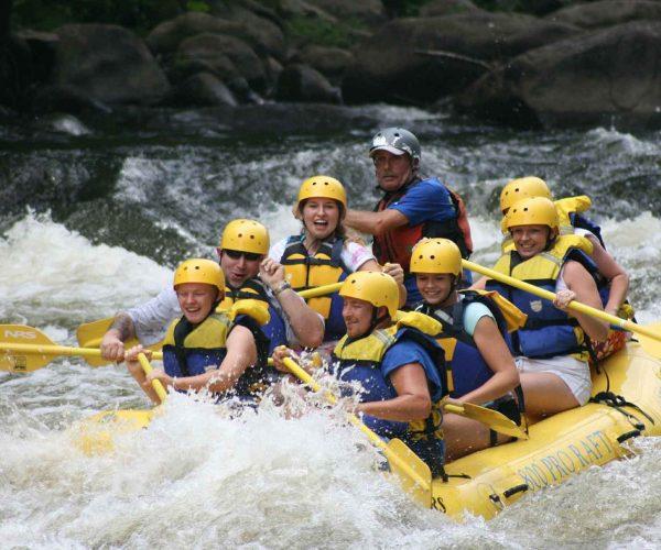 Rafting in der Ferienregion Wilder Kaiser