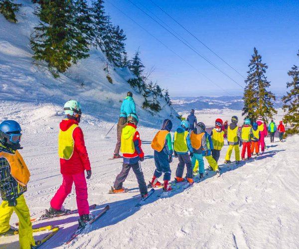 Skischulen in der SkiWelt Wilder Kaiser