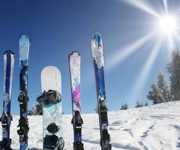 Skiverleih in der SkiWelt Wilder Kaiser