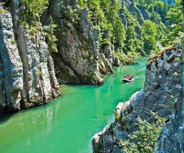 Tiroler Ache Wassersport