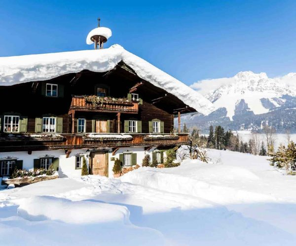 Urlaub beim Bergdoktor im Winter