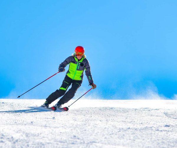 SkiWelt Skifahren