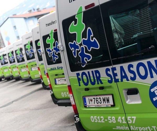 Four seasons Shuttle